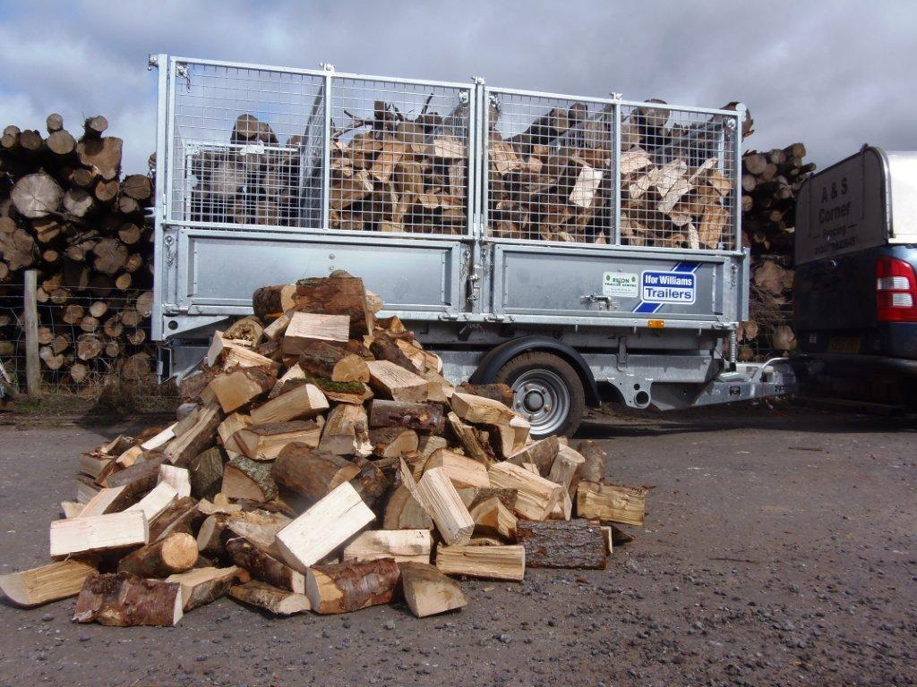 1m3 loose logs