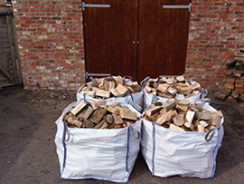 4 bulk bags