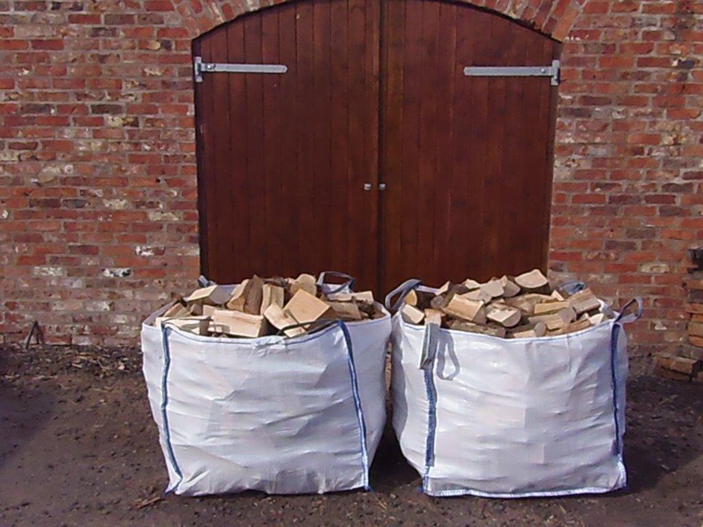 2 bulk bags