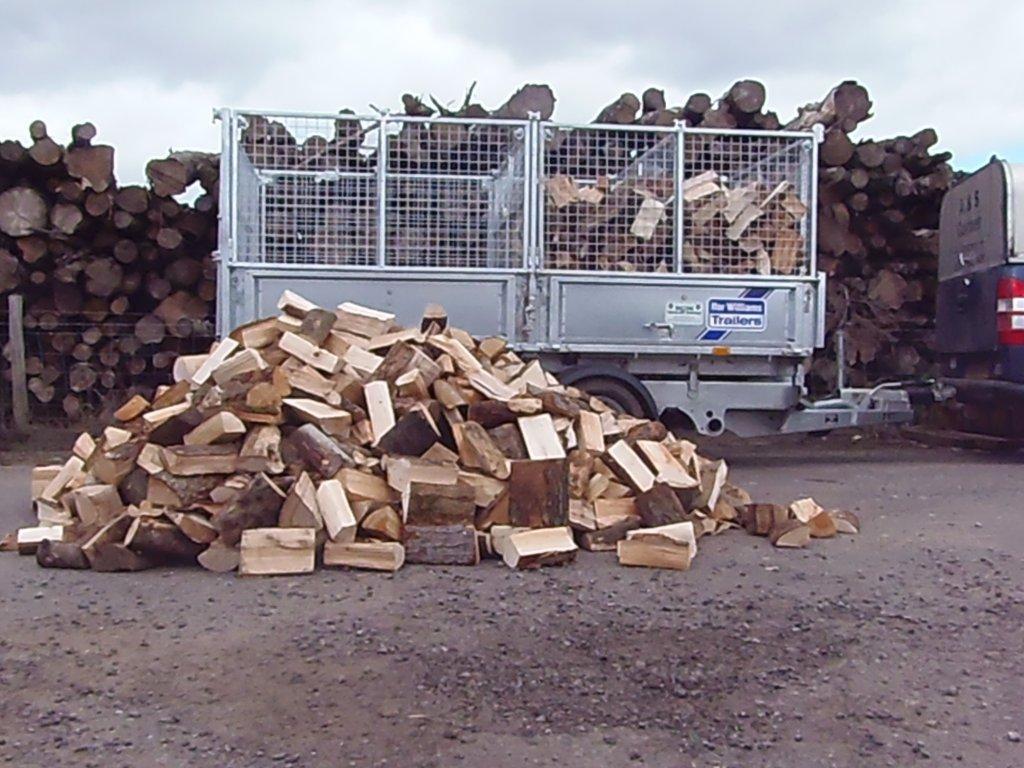 2m3 loose logs