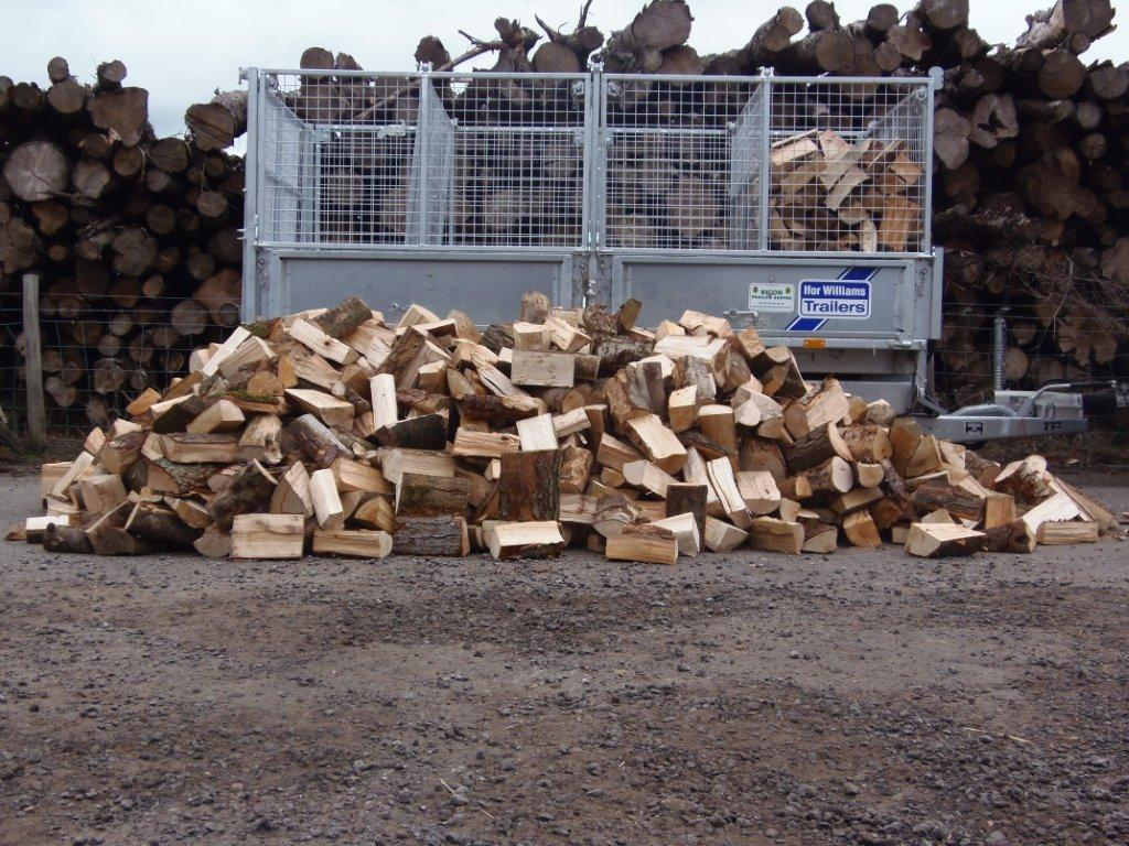3m3 loose logs