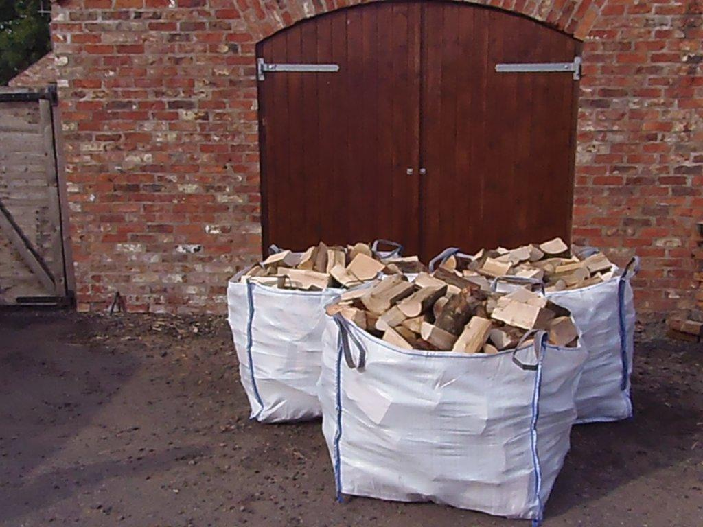3 bulk bags