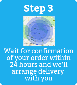 Step 3 - Delivery